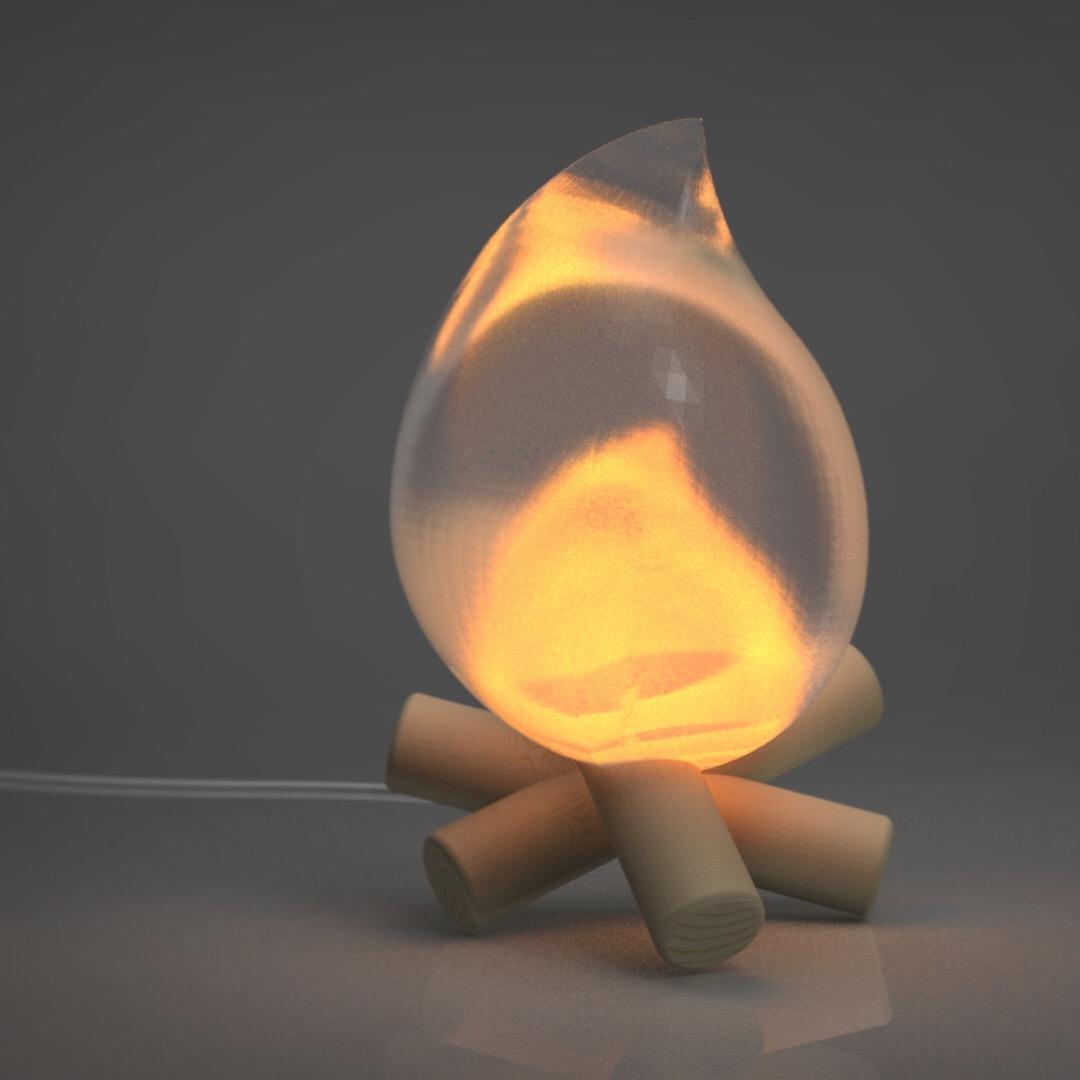 Flame Render