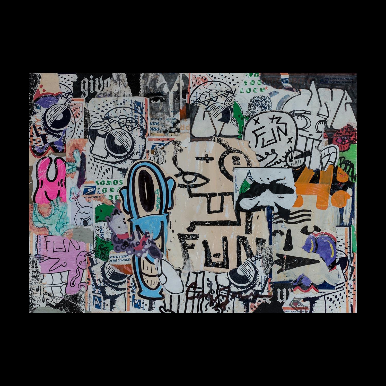 "Too Much Fun Can Make You Go Crazy: Austin - SoCo - 12"" x 16.5"""