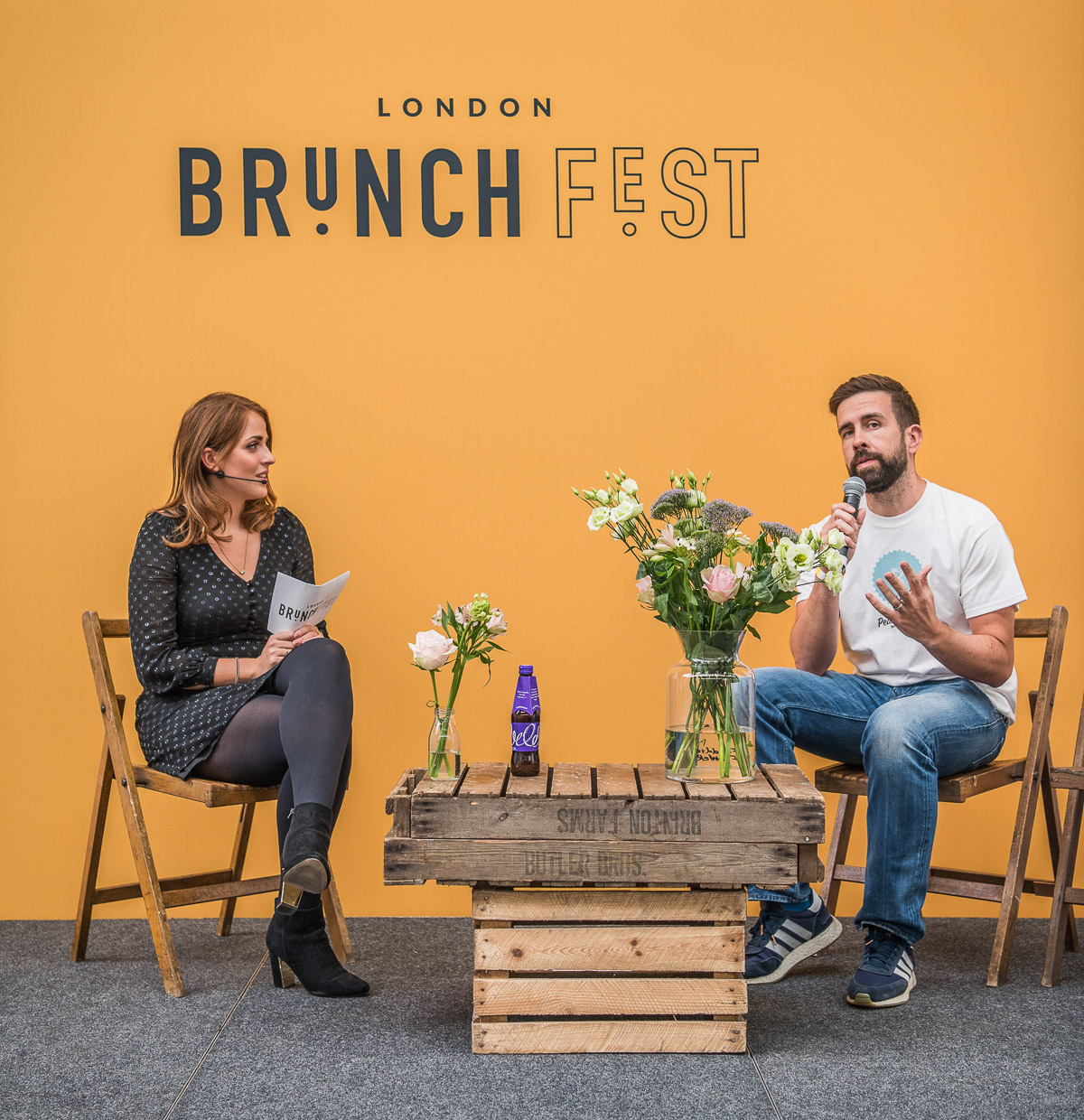 Talks & Workshops - We've got a fantastic line up of brunch related talks, panel discussions and hands on workshops for Brunch Fest 2019! You can check out the full line up of talks here.