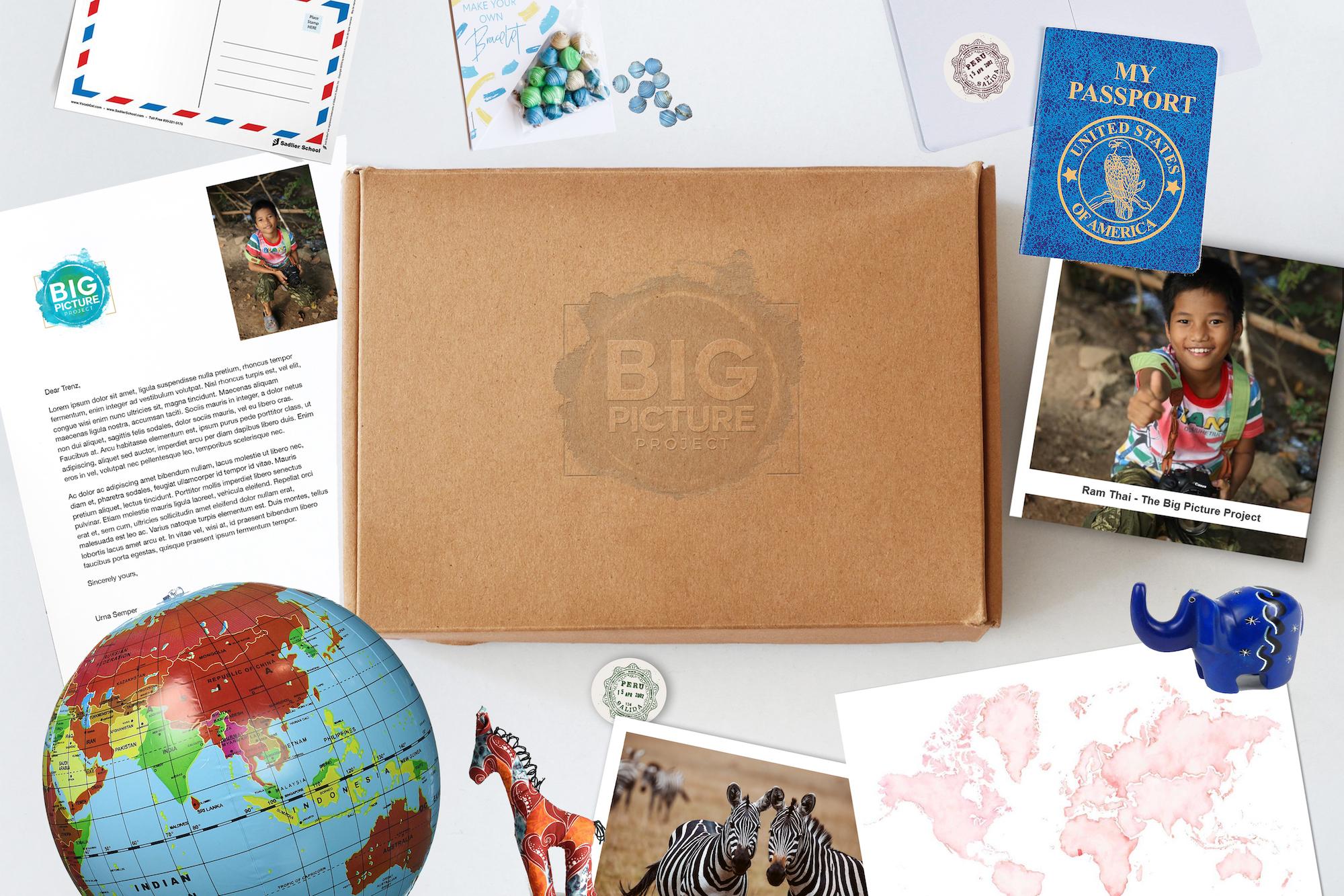 BIG BOX - LITTLE EXPLORER EDITION -