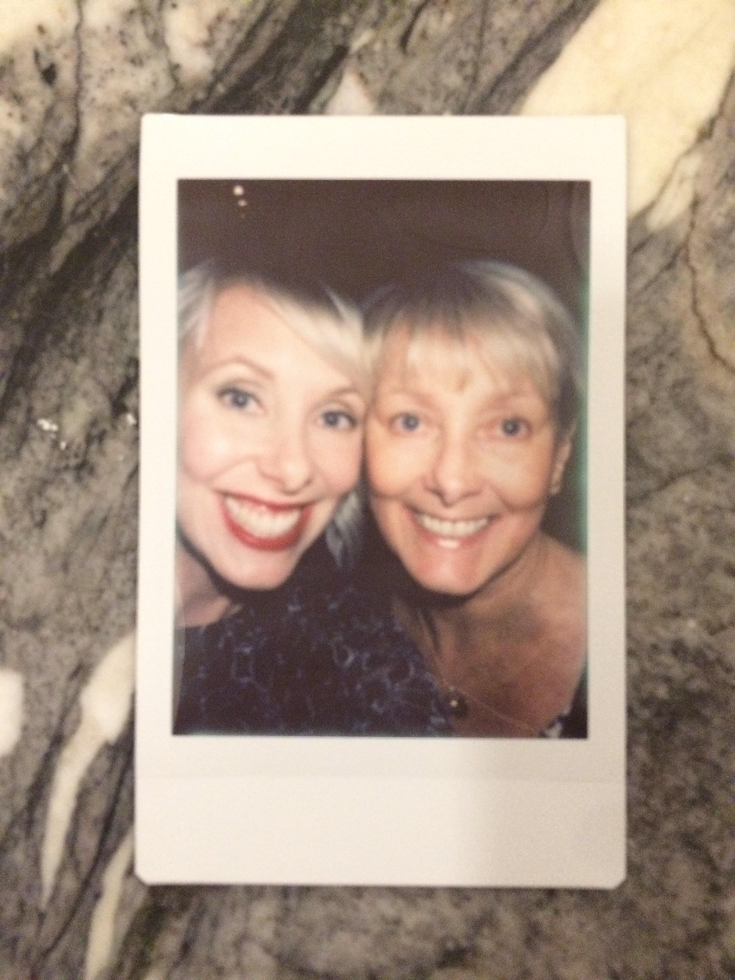 Mum and I 1