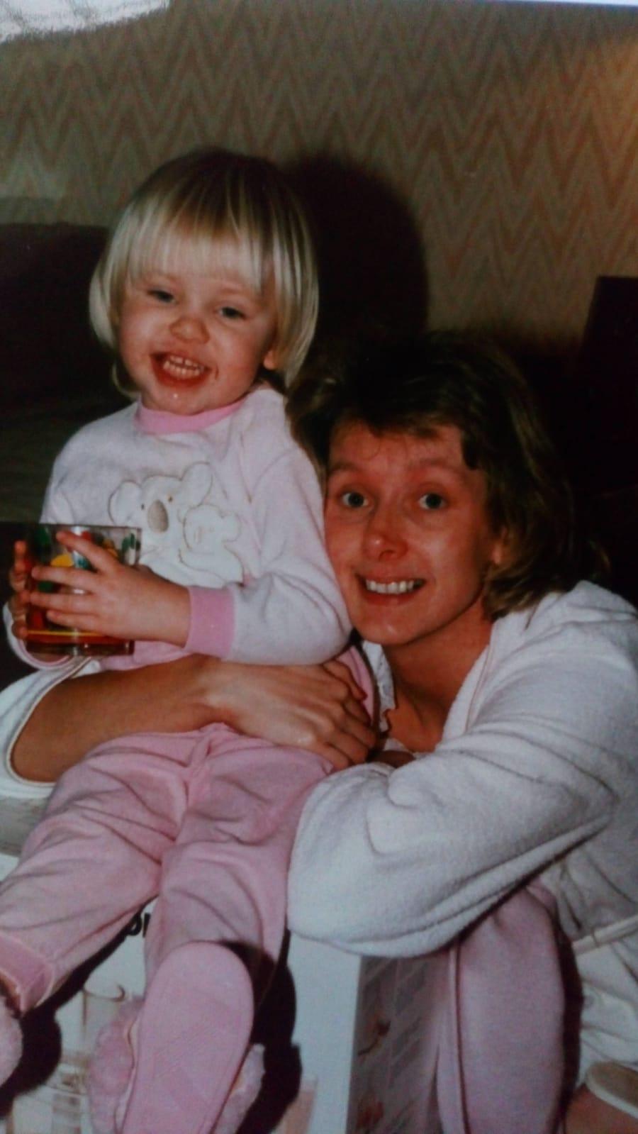 Mum and I 2