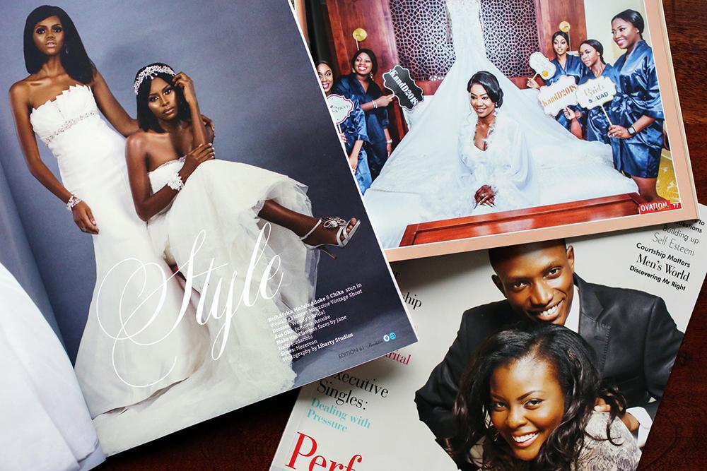 Nigerialaiset häälehdet esittelevät maailmaan, joka on useimpien tavallisten ihmisten tavoittamattomissa.