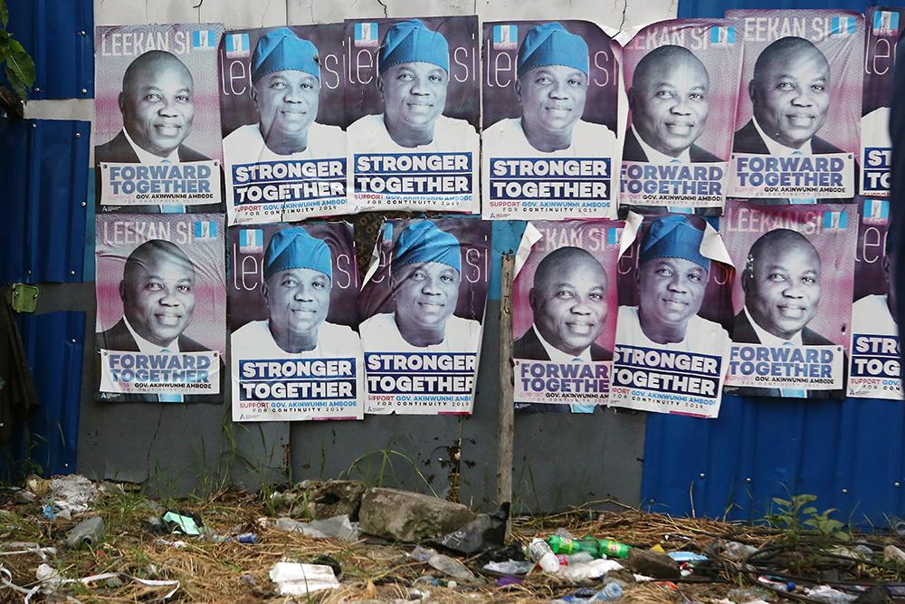Marraskuussa 2018 Nigeriassa valmistauduttiin presidentinvaaleihin. Helmikuussa 2019 järjestetyty vaalit voitti istuva presidentti Muhammadu Buhari.