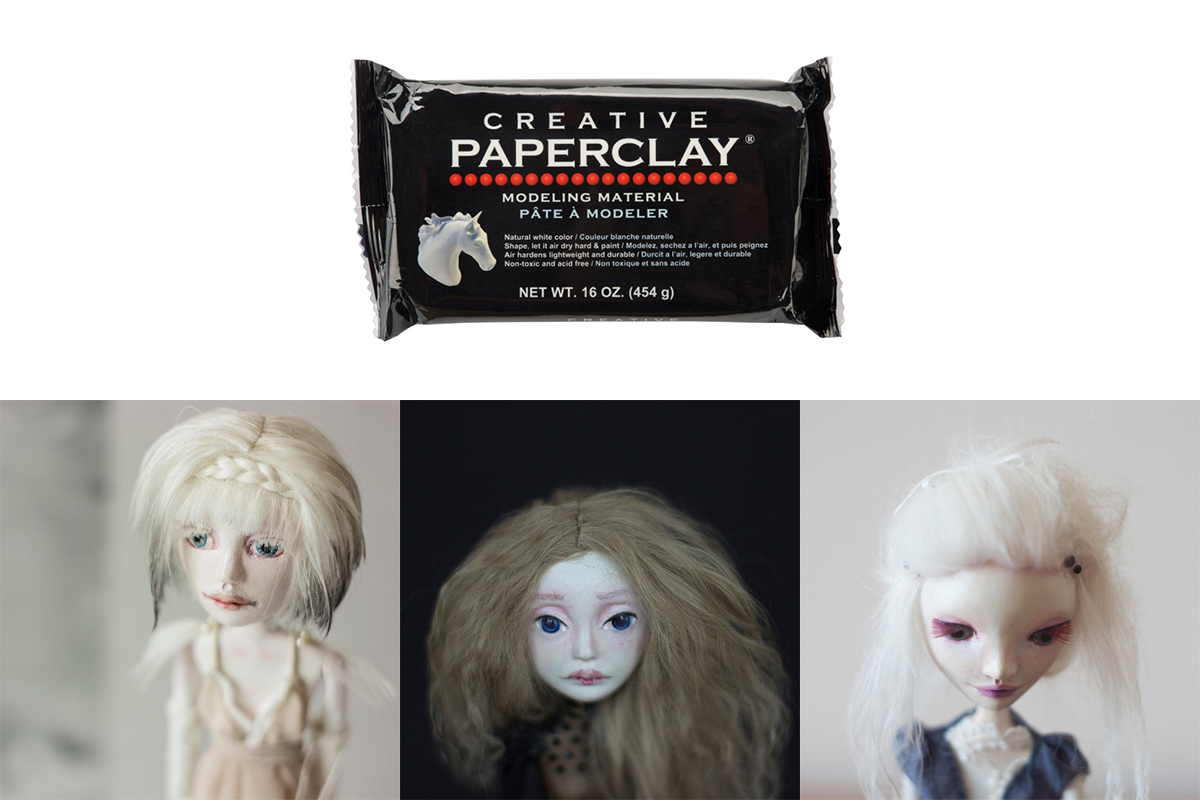 Get this clay  here .