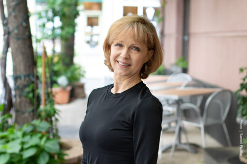 Teaching Ballet… - Eva Szabo