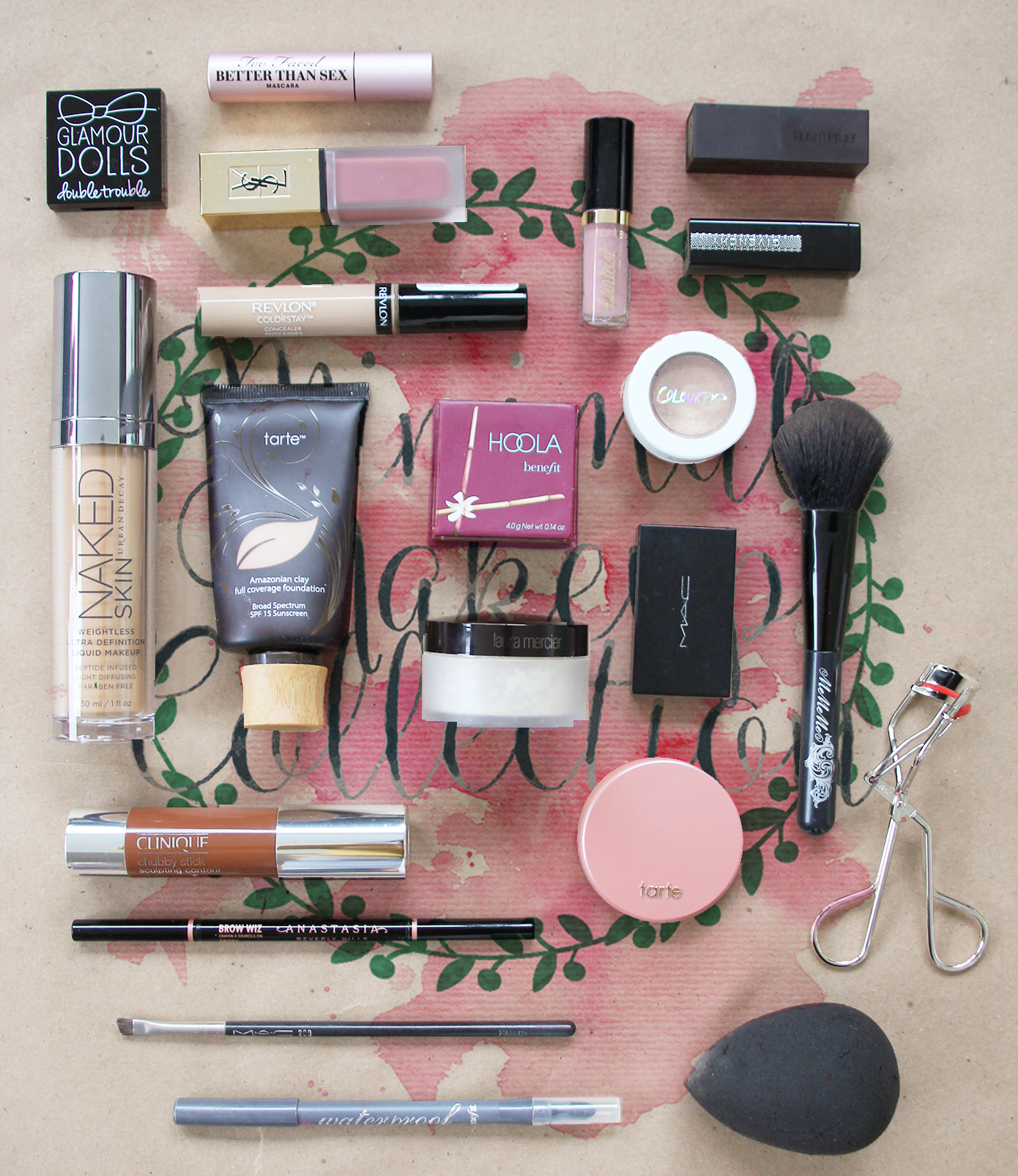 Minimal Makeup Collection
