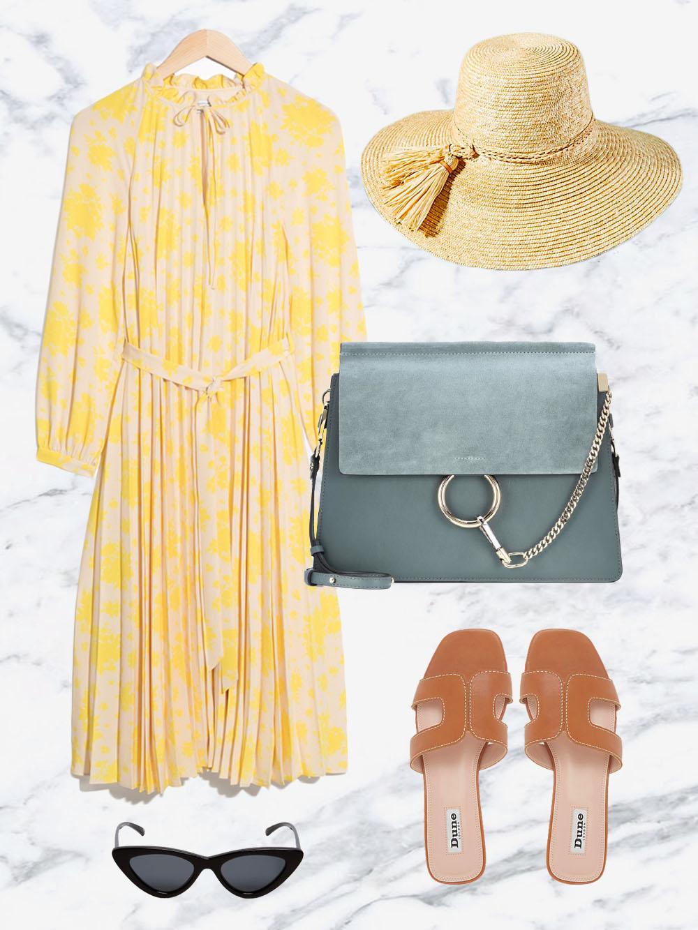 Chloe Faye Bag Outfit Ideas