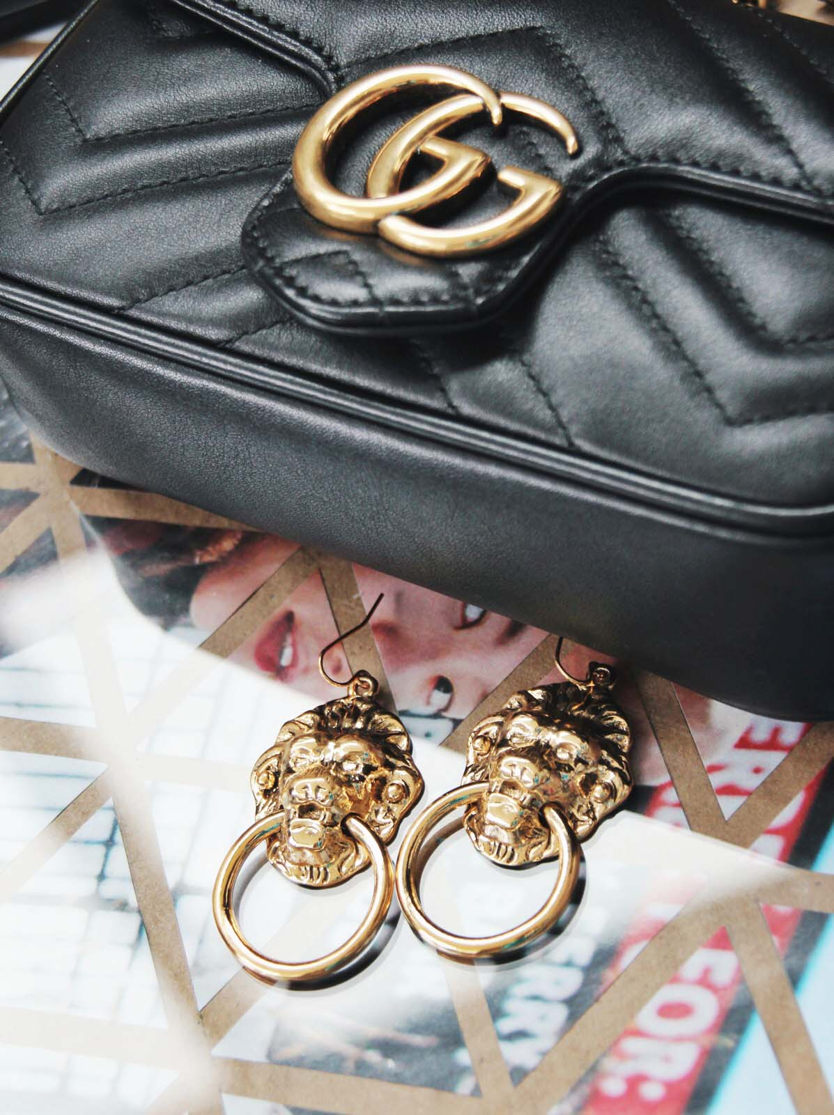 Door Knocker Earrings Cafe Carrie Fashion Lifestyle Blog