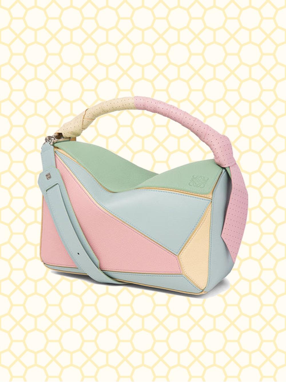 Designer Handbag Wishlist #1 Loewe Puzzle Bag