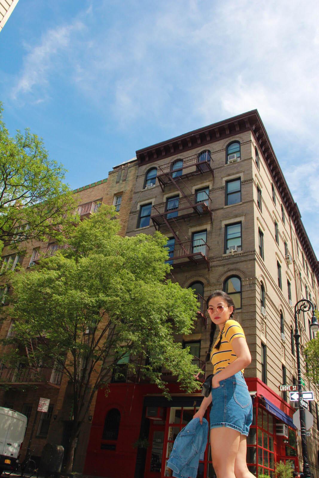 'Friends' Apartment