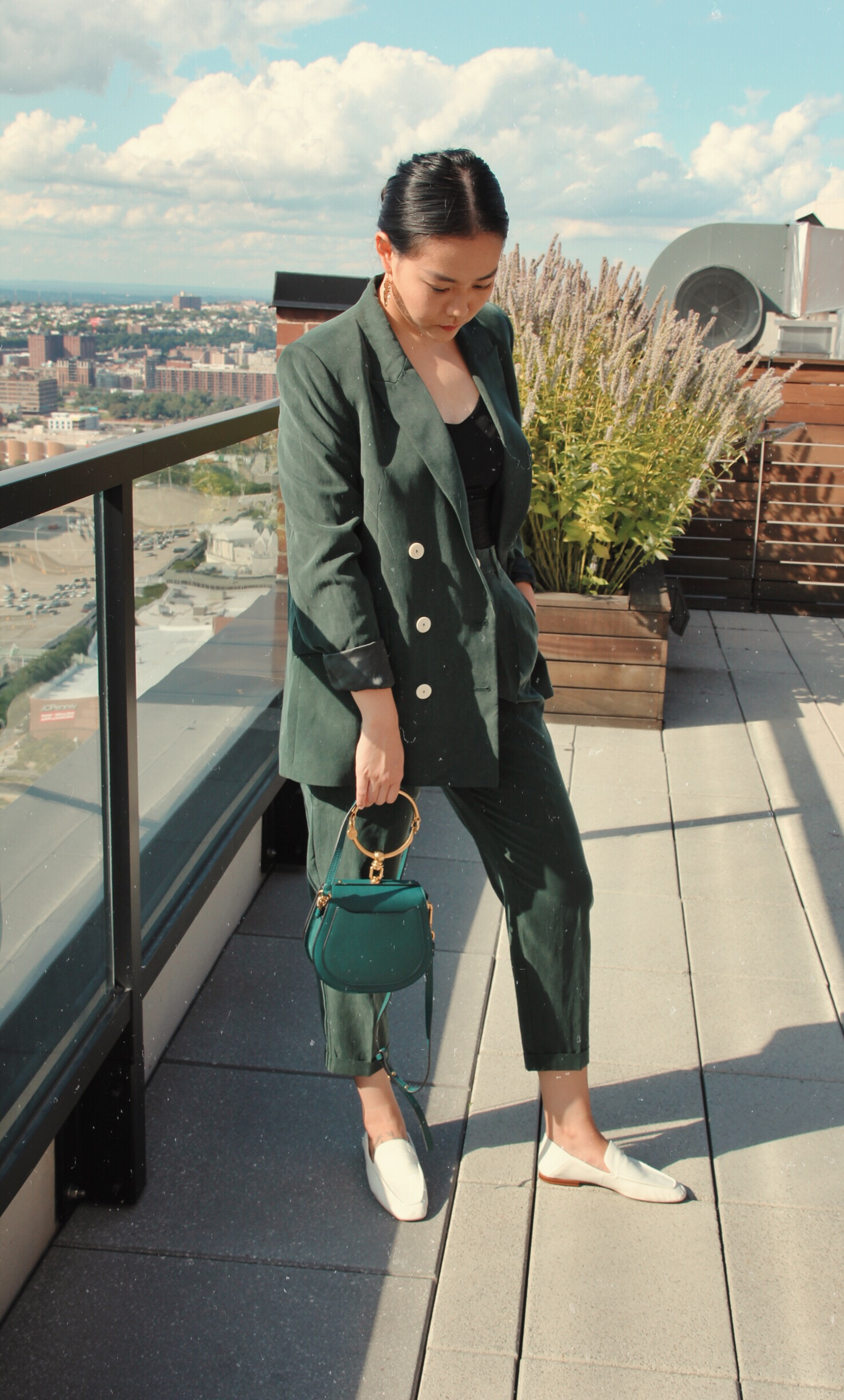 Suit Up! The Perfect Power Suit - power suit for girl boss