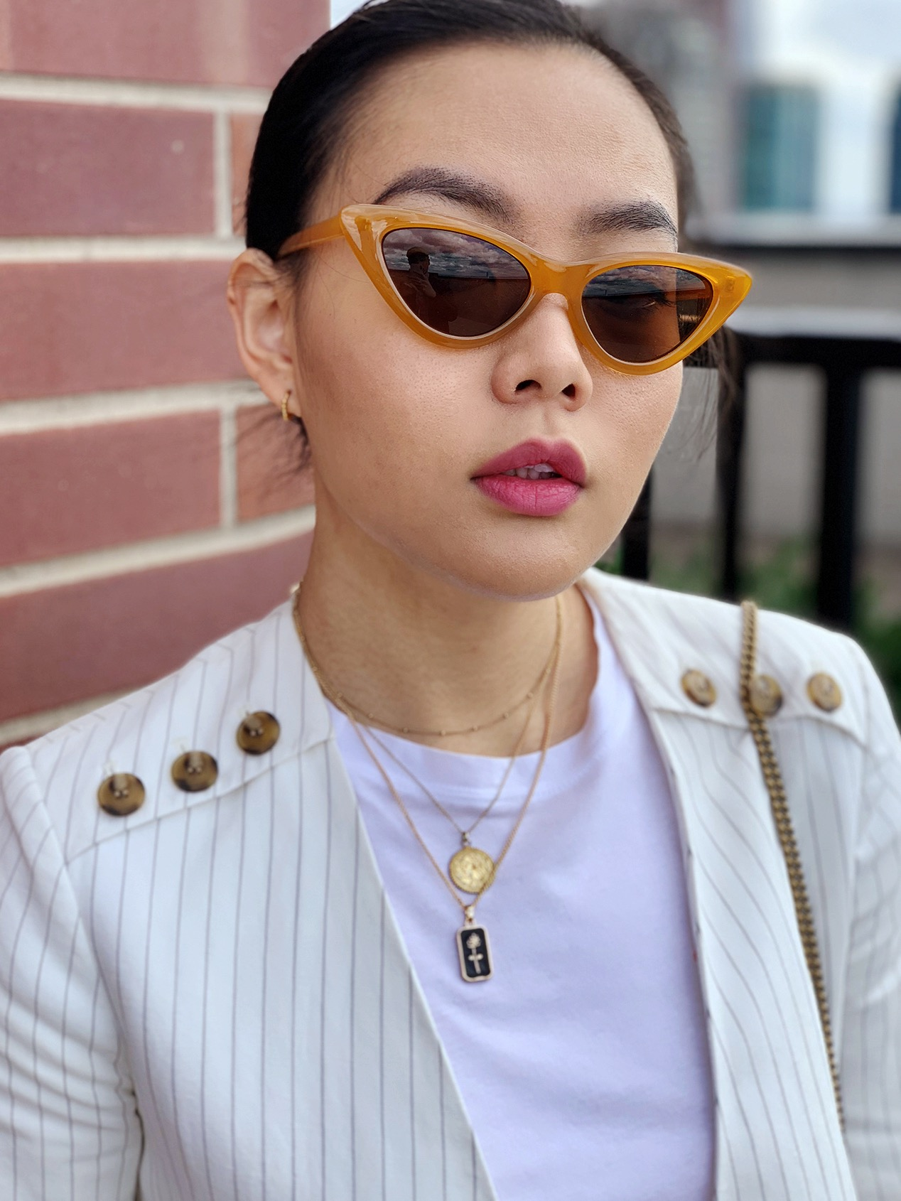 my sunglasses collection - cat eye