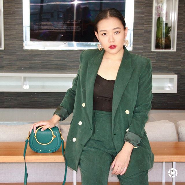 Always save a seat for my baby #chloenile Find this fabulous blazer on the LIKEtoKNOW.it app http://liketk.it/2xHZb . . . #liketkit @liketoknow.it #LTKunder100 #outfitideas #styleoftheday#fashionaddict #everydaystyle #style #fashionista #instastyle #outfitinspo #mylook #stylegram #casualchic #bloggervibes #effortlessstyle #whatiwore #thehappynow #discoverunder10k #itbag #fashionblogger #chloe  #girlboss #photooftheday #photoeveryday #handbaglover #bossbabe #fallfashion2018 #chloegirls