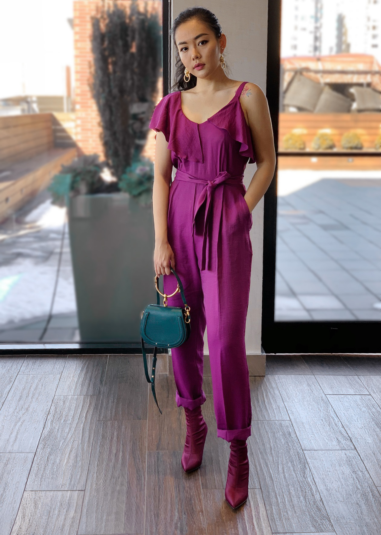 Holiday Party Outfit Ideas - Effortless & Elegant
