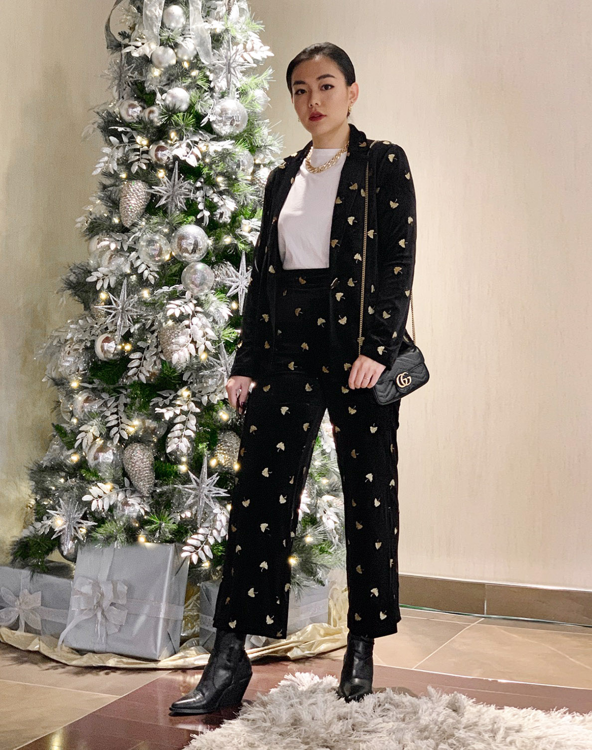 Winter Night Out Outfit - Glam Without Freezing