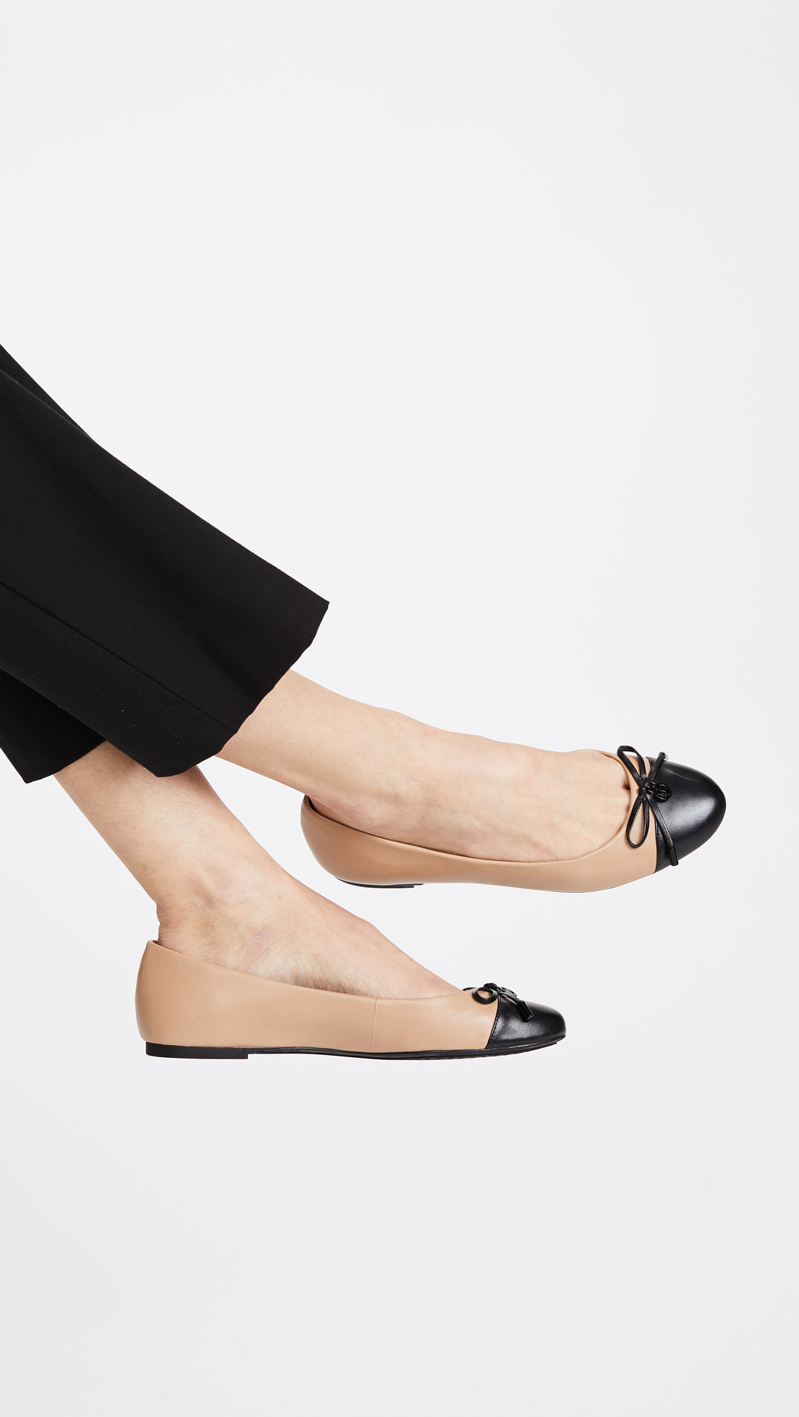Their Dupes #6 CHANEL Ballet Flats