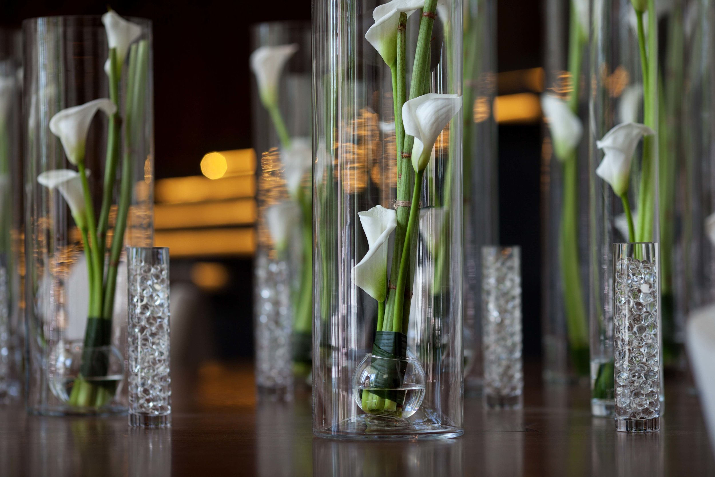 Flowers for Hotels, Restaurants & Bars