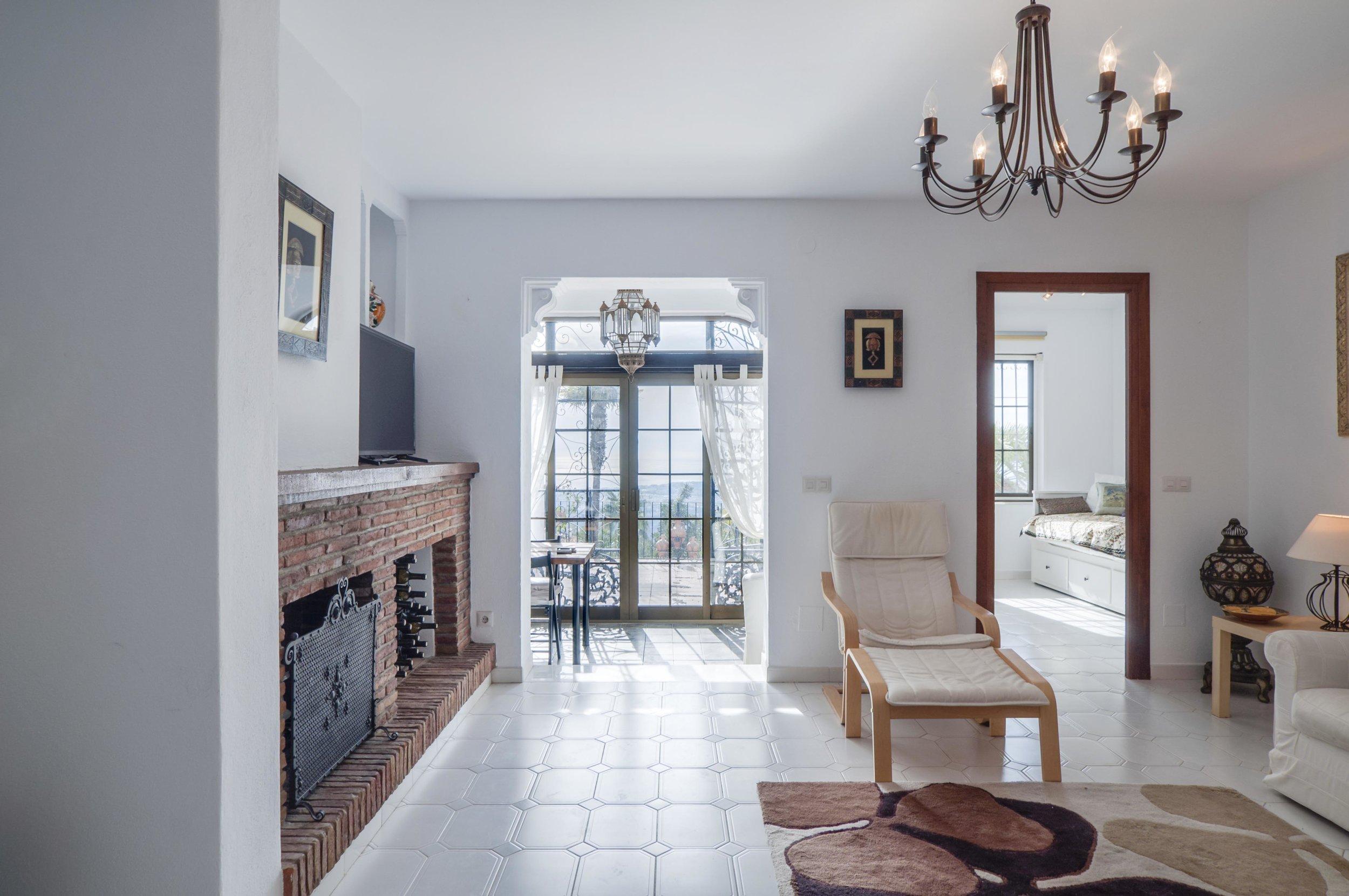 Villa for rent in Mijas la Nueva
