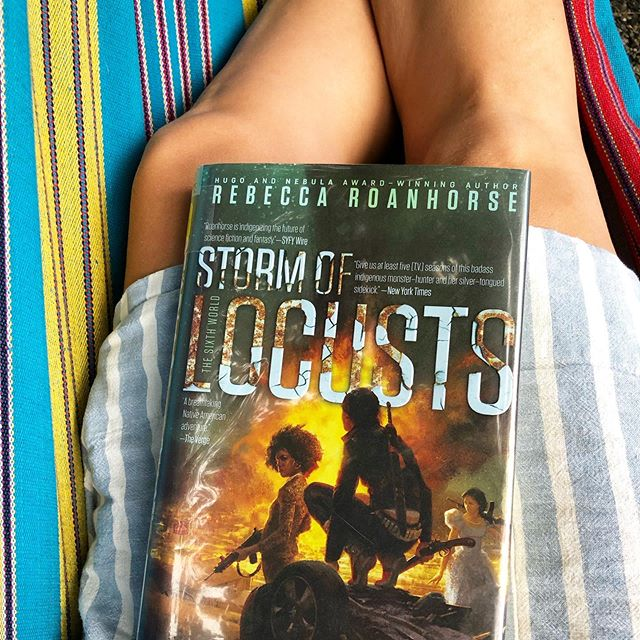This is one of our favorite authors and favorite series - I can't wait to dive into #2.