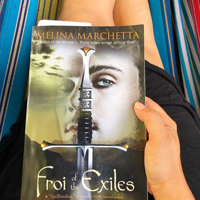 This is one of our favorite series, I'm so enjoying the re-read! Have any of you read this one?