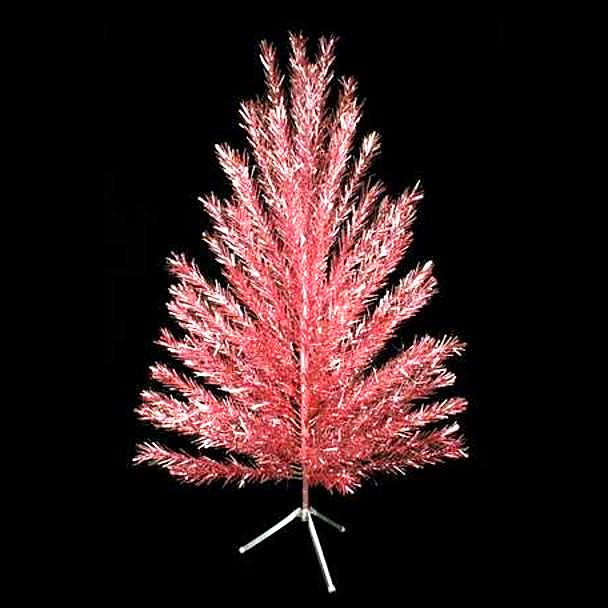 DivineCaroline.com    O, Evergleam Aluminum Christmas Tree    How the bright and sparkly aluminum Christmas tree is also a part of my family tree.