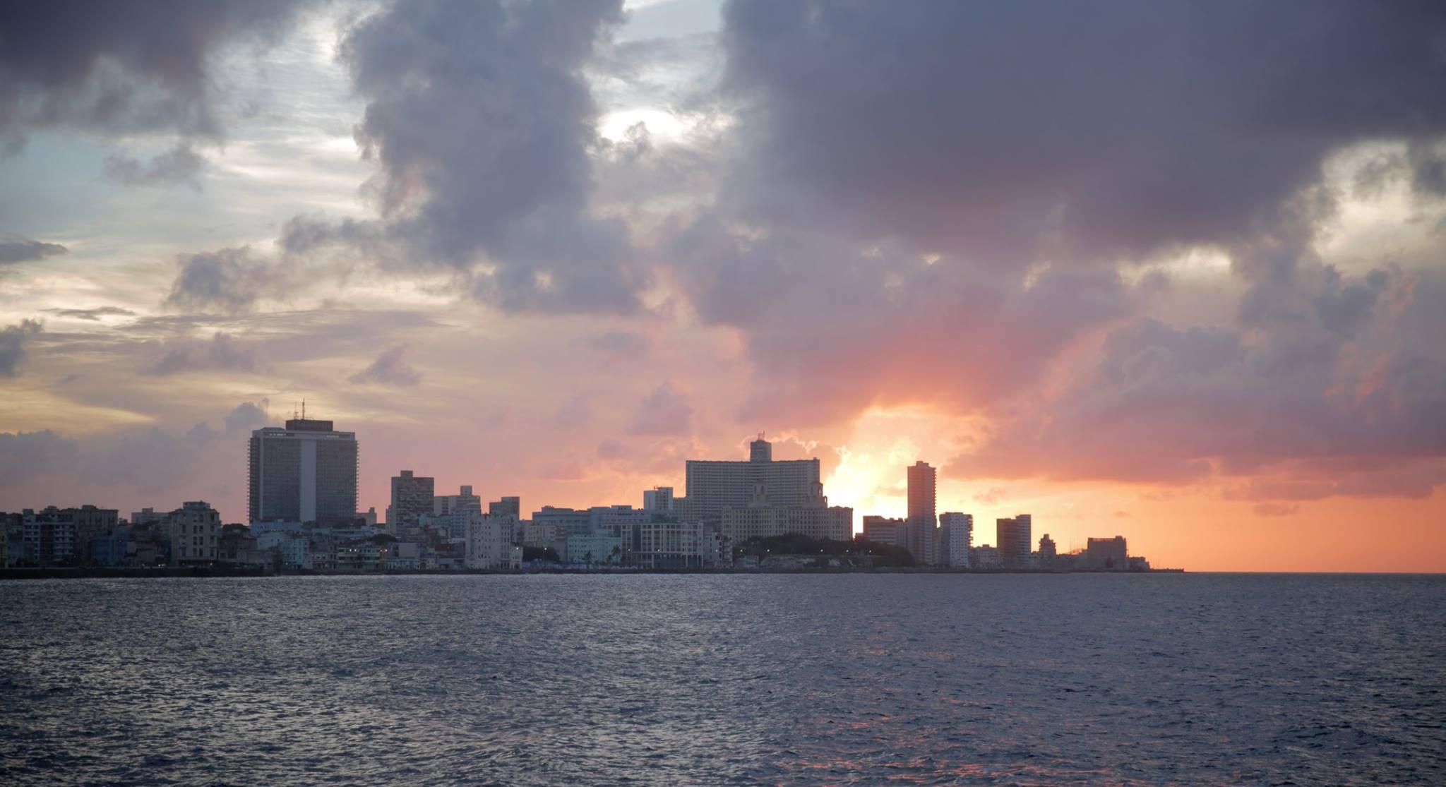 Havana sunset Beauty Nomad