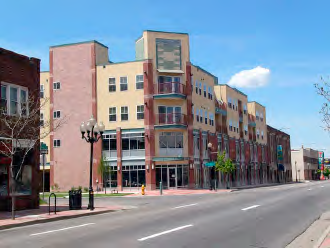 Mixed-Use Housing