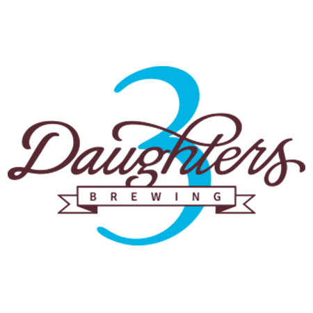 At 3 Daughters Brewing, our goal is to create great tasting craft beers. We hope you'll come by the tasting room in St Petersburg to try one of our over 60 craft beer recipes on tap. Not near St Pete? Look for our craft beers in restaurants, bars, and grocery stores in Florida, Georgia and the Bahamas.