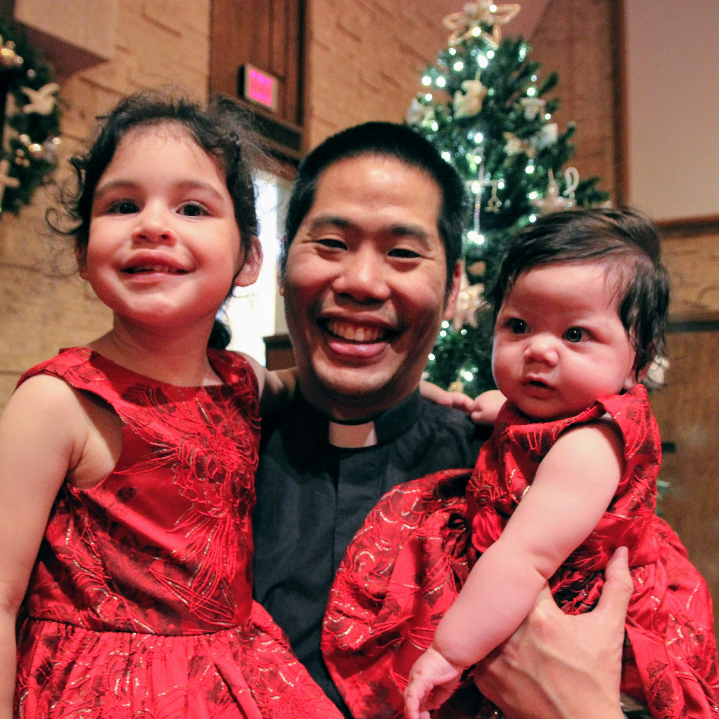 Rev. danny yang - grew up on the west side of Houston (Alief). He's worn a few different hats in life: semiconductor engineer, youth director, campus minister, pastor, husband, and dad. He loves learning and teaching the Bible so that all might discover the unique ways God has created each of us to serve in the world.