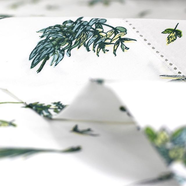 We love our Sprigs sheet and duvet sets! It's as if we are sleeping in the great outdoors every night!