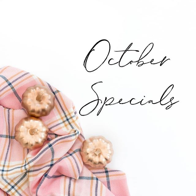 Carve out some time for yourself this month with our October Specials!!🎃  🎃Pumpkin Peel Facial - 90 min $89🎃  This facial uses a gentle exfoliating pumpkin peel to naturally reverse summer sun damage and protect the skin from the harsh seasonal changes ahead.  Revitalizing Alpha Hydroxy Acids and naturally active Pumpkin Enzymes invigorate lifeless skin targeting fine lines, uneven skin tone, enlarged pores and post-acne discoloration. Suitable for most skin types, this irresistible peel will help your skin to look and feel its best.  This facial includes steam, double cleanse, exfoliation (microdermabrasion or dermaplaning), extractions (if necessary), pumpkin enzyme peel, targeted treatment mask, neck and decollete massage, hot towels, facial massage, serums, moisturizer and SPF!! 90 minutes - $89 (Reg $125)  🎃Lash Lift + Tint $59 (Reg $75)  🎃Autumn Glow Package $129 Pumpkin Peel Facial and Lash Lift & Tint   🎃Trick & Treat $49 Choose 1 service (Trick) 🔸Brow wax  🔸Lip Wax 🔸Brow Tint 🔸Lash Tint 🔸Targeted Treatment Face Mask Plus 1 30 Minute Service (Treat) 🔸Hand, Foot & Scalp Massage 🔸Facial Reflexology 🔸Foot Reflexology  DM or call/text for inquiries or to book an appointment. Book online 24/7  ☎️778-212-2717 💌glowgirlspa.com 🖥️www.glowgirlspa.com