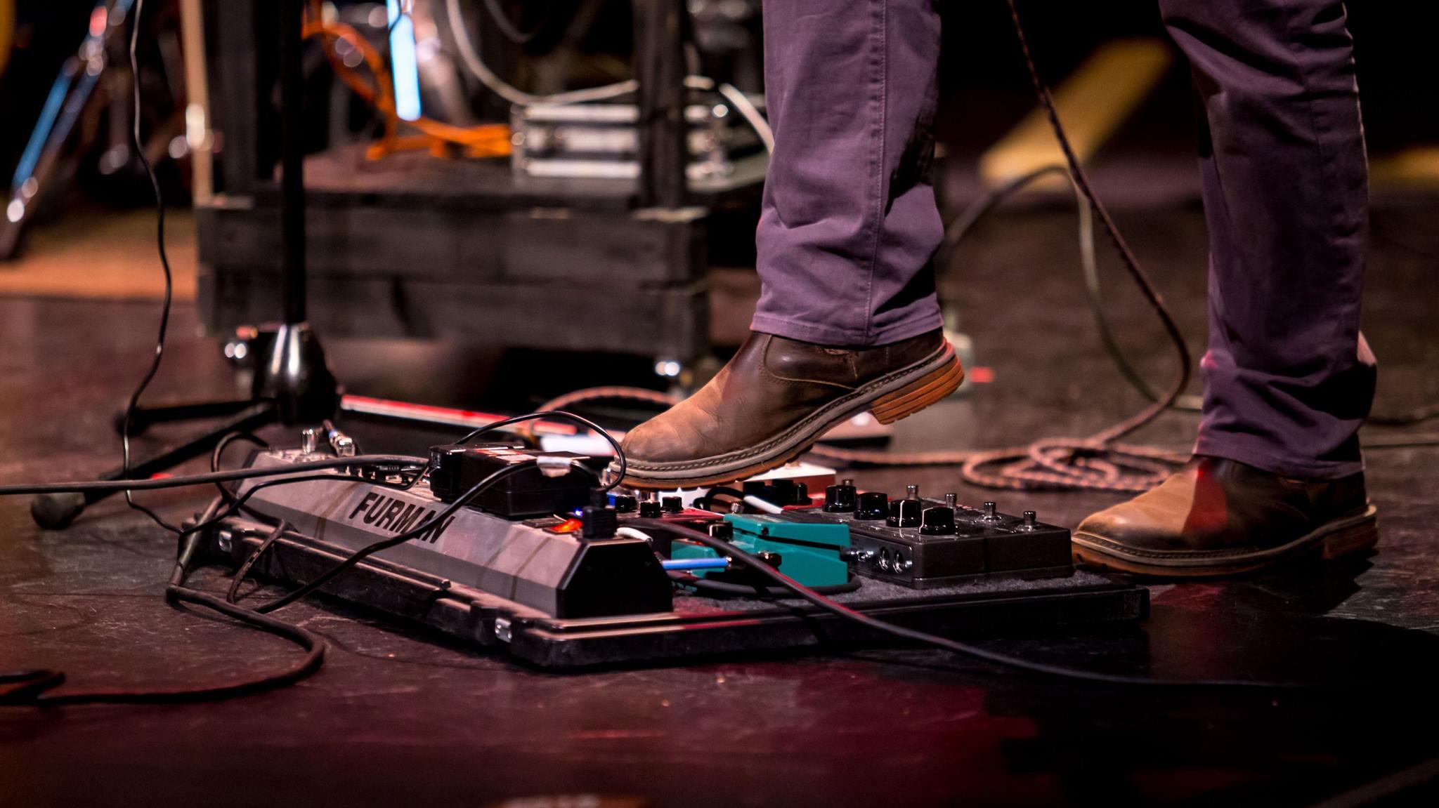 Triptet @ NUMUS Northwest in Seattle - Tom's Feet Photo by James Holt