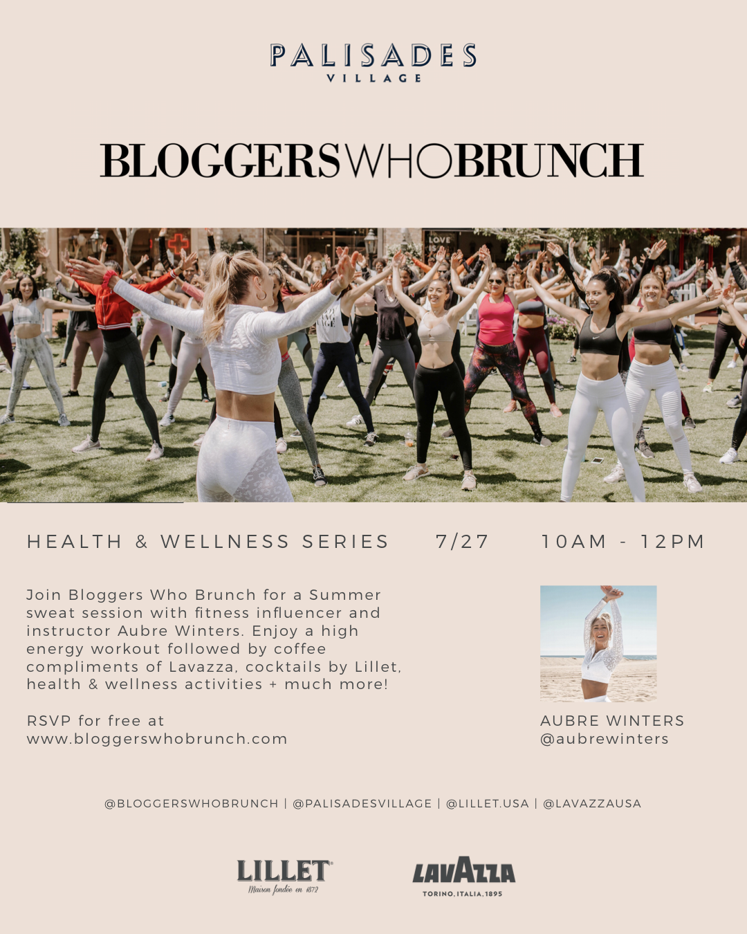 Health & Wellness Event