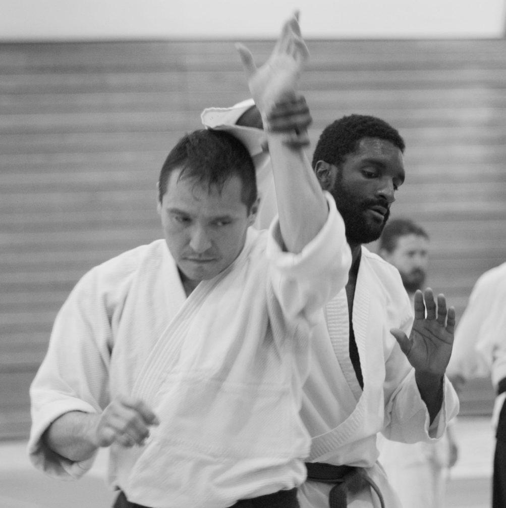 Erwin Lares2nd Dan CAF - Aikido of Harvard - Harvard, IL