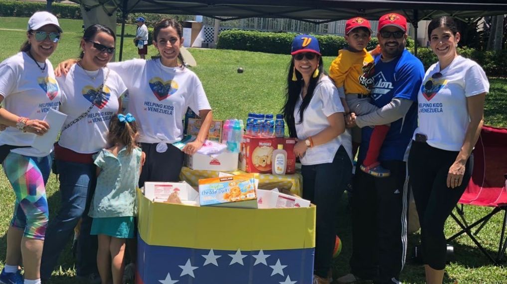 """Here is an article by    Our City Media    on one of """"Helping Kids In Venezuela"""" previous fundraising events to provide supplies to Babies in Venezuela:     Caring Weston Mothers Call on Community to Help Babies in Venezuela"""