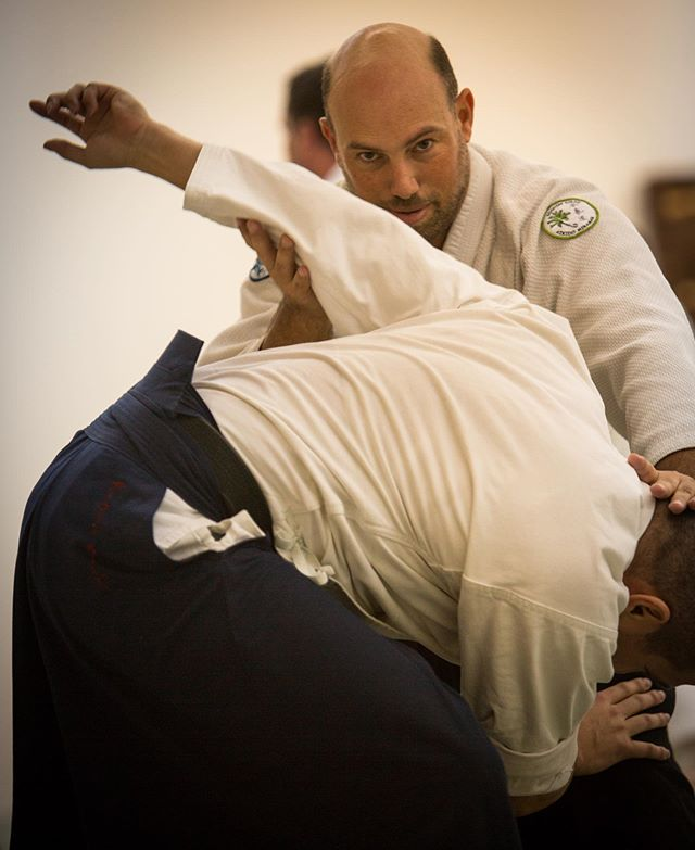 Emmanuel Herzog Shidoin (6th Dan), Chief Instructor of Miramar Aikido, was born in Caracas #Venezuela and will be the main Instructor at our Benefit Seminar this Sep. 14-15. Join us this great cause to provide supplies to new born babies in need! #AikidoForVenezuela www.kenoshaaikikai.org/seminar