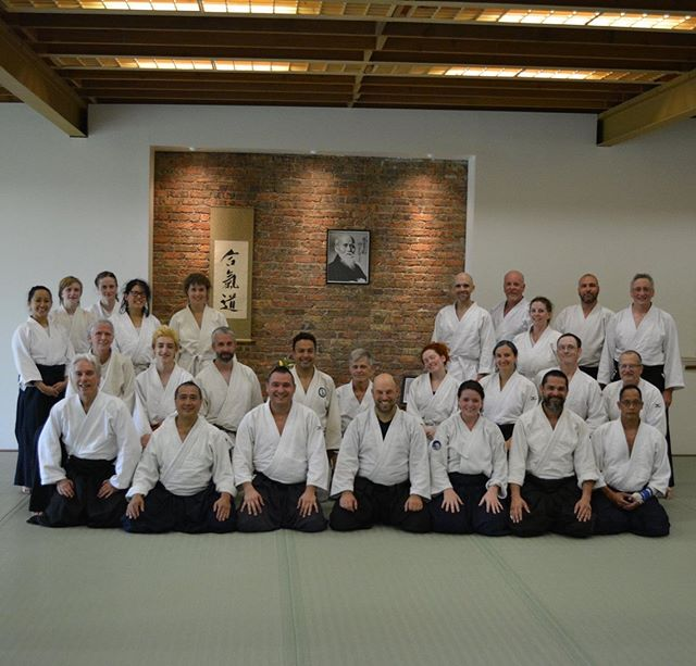 Thank you again friends for your support toward our Benefit Seminar on behalf of babies in #Venezuela! #AikifoForVenezuela