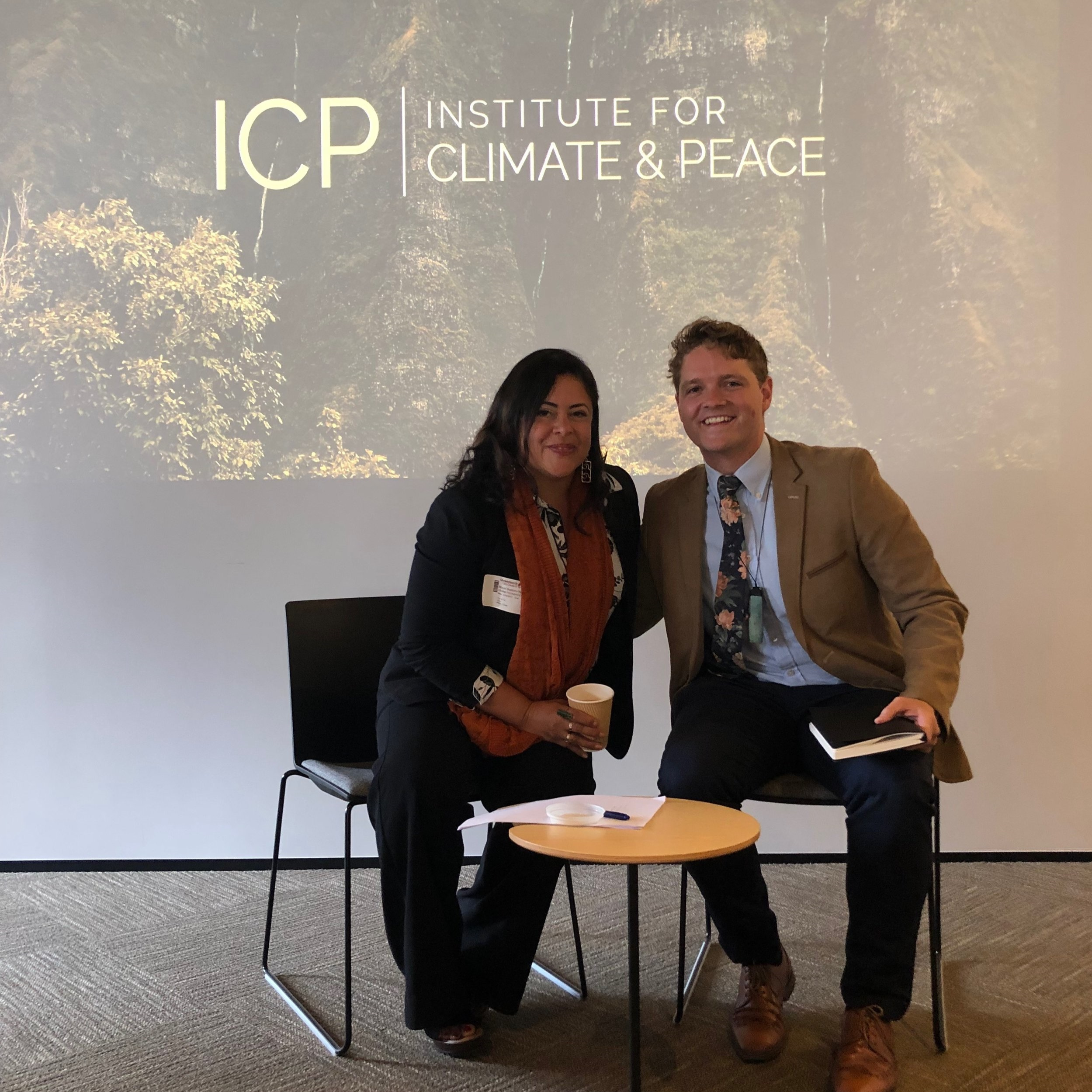 Forging Climate Resilient and Peace-Oriented Leadership -
