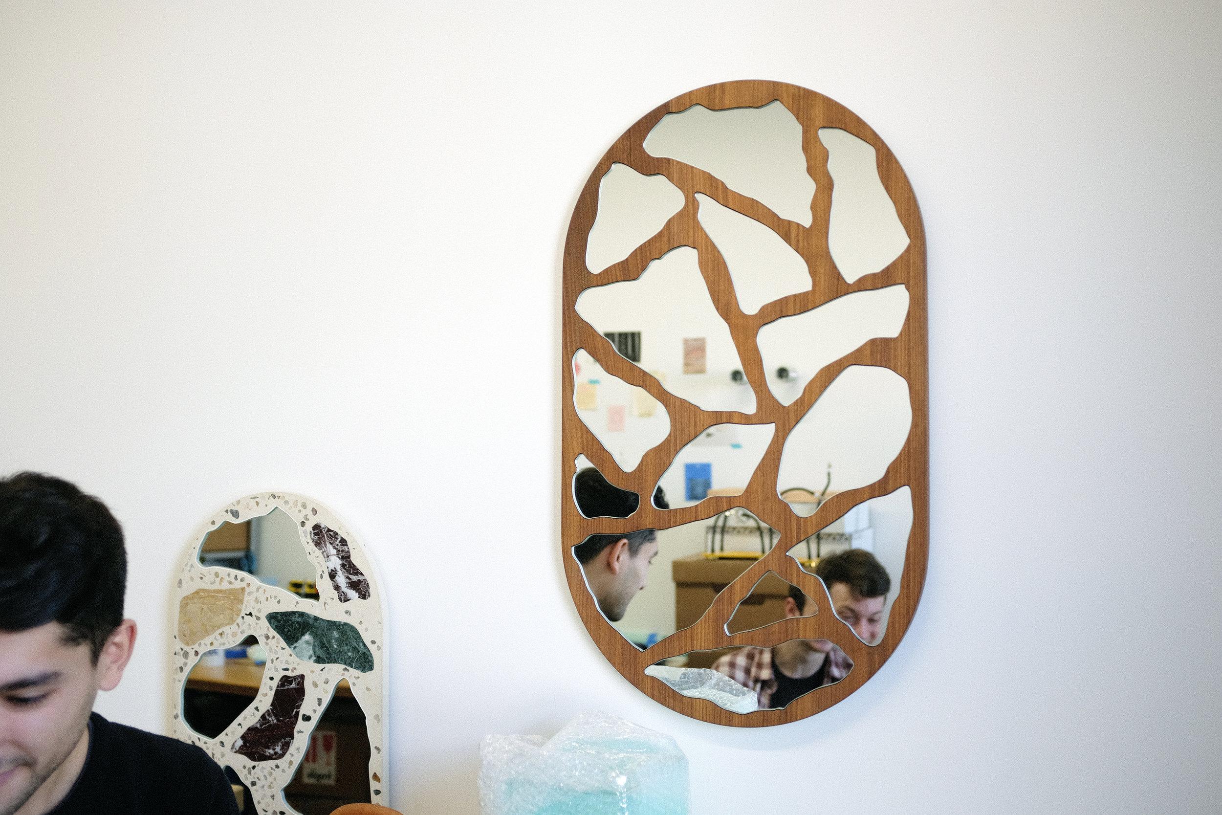 #3000 Mirror, Project No. 3