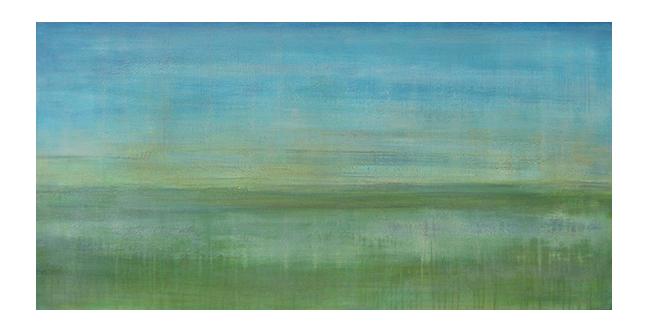Mei's Marsh  ©Karen Zilly  SOLD