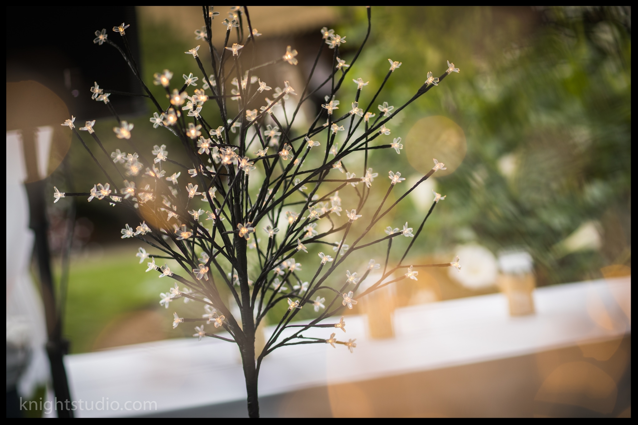 Cherry Blossom LED Tree