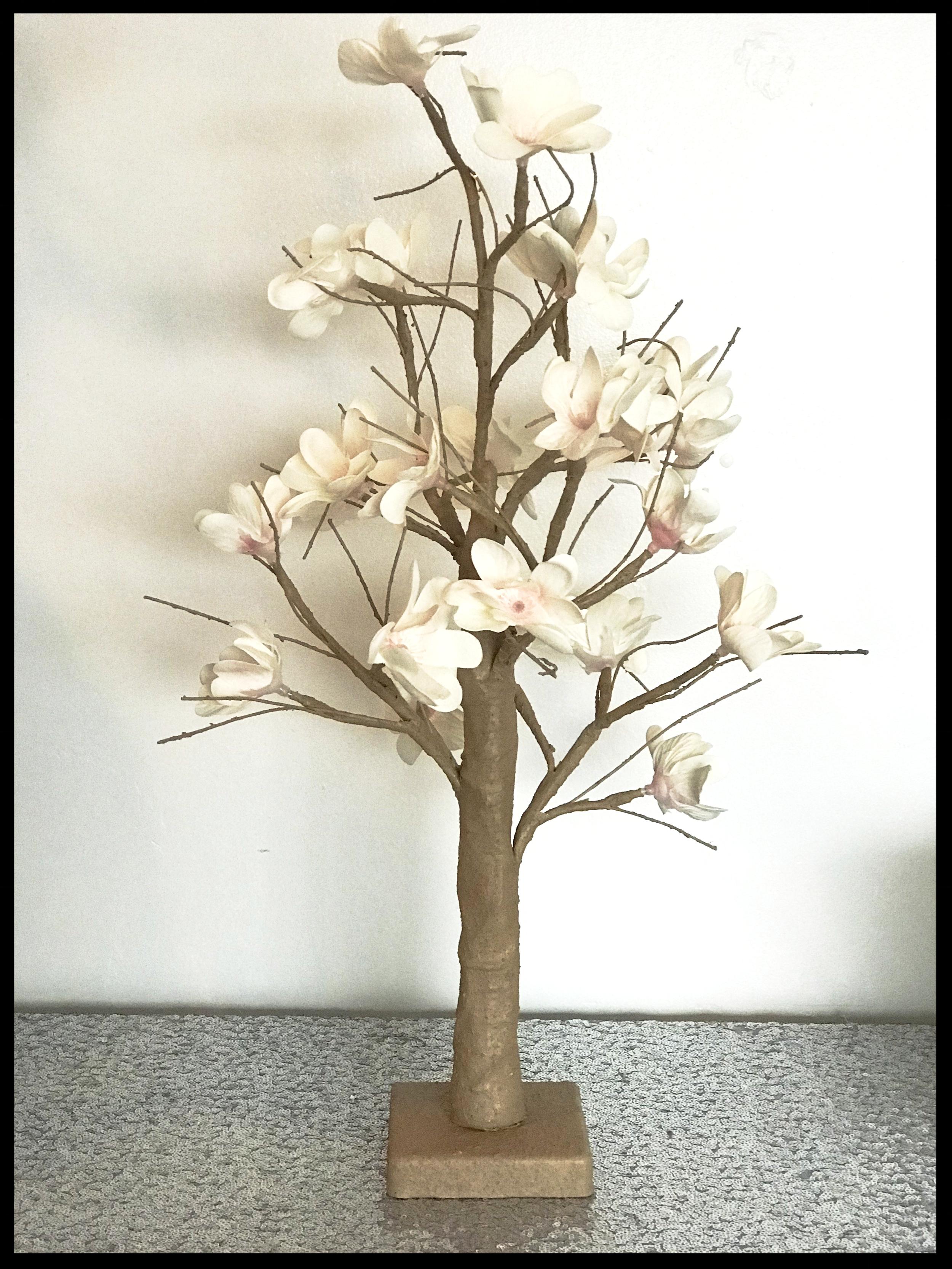 2 ft Light Up Blossom Tree