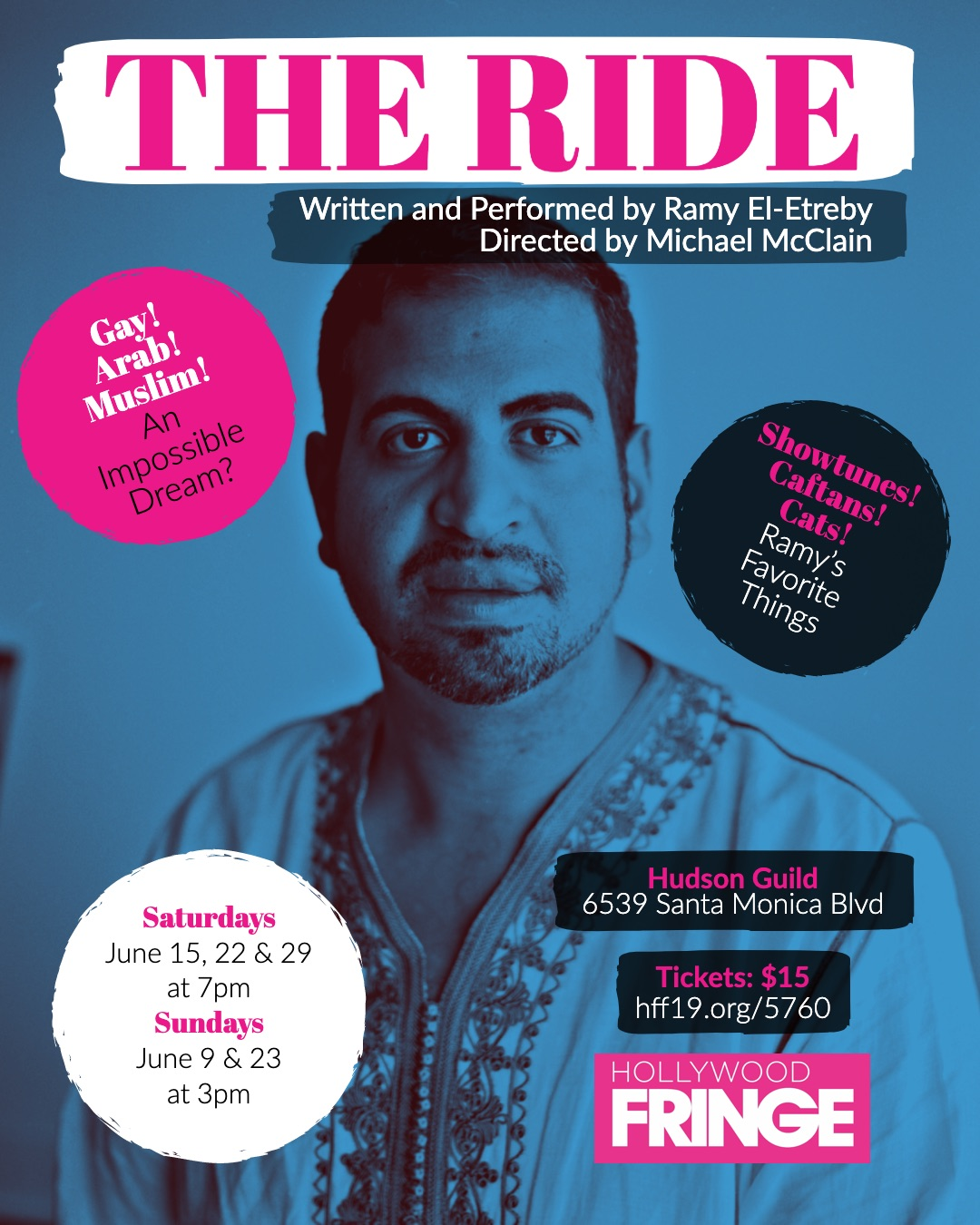 THE RIDE - HoLLYWOOD FRINGE 2019