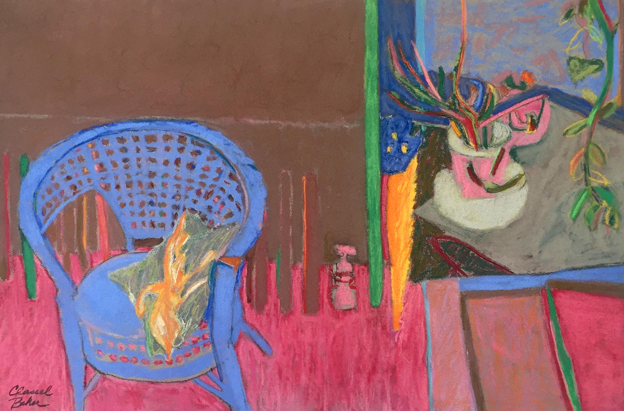 carol-cassel-baker_02-005_pastel_saw-and-blue-chair_1986_v02_lowres.jpg