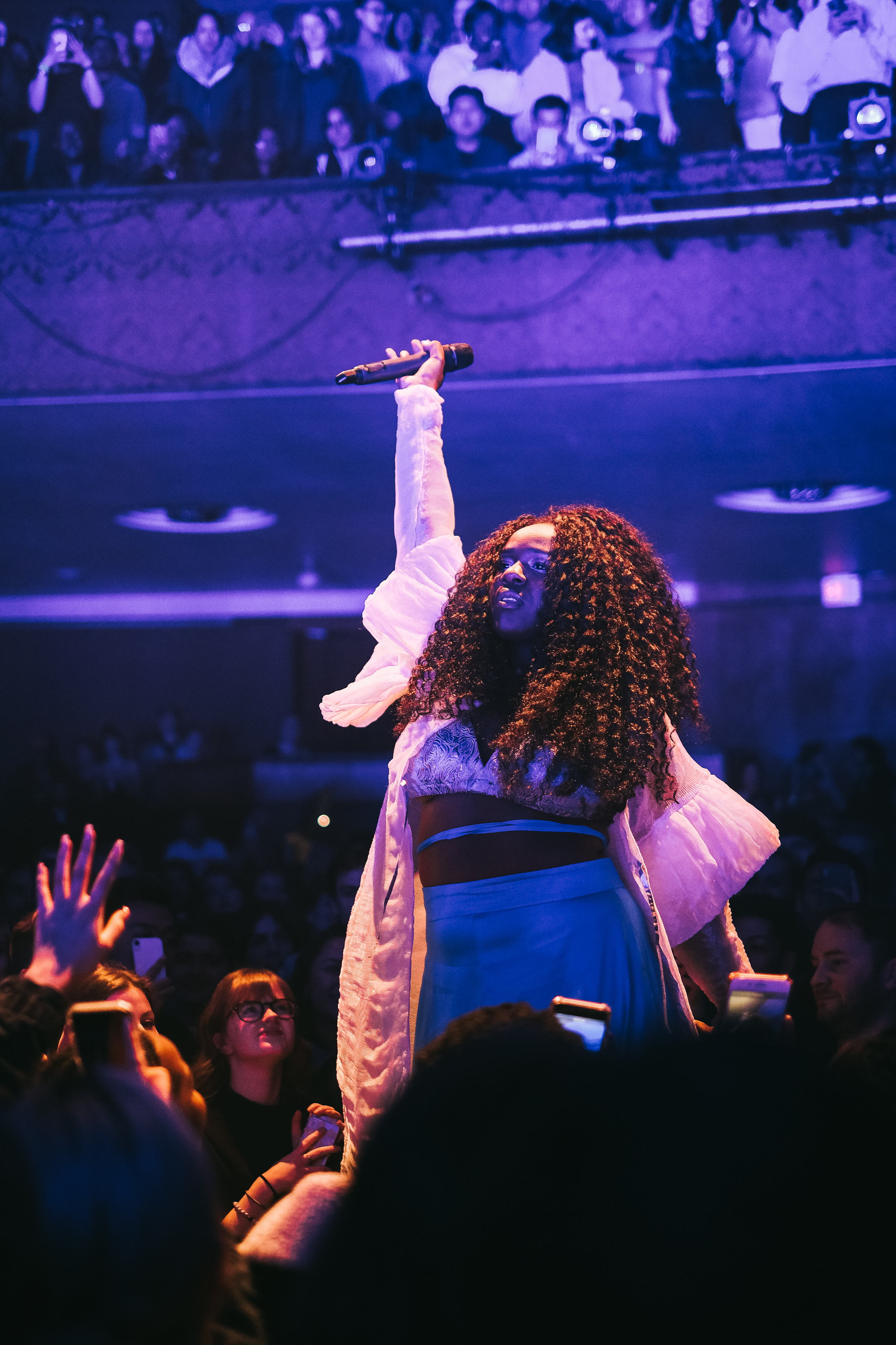 NAO - Vogue Theatre - Vancouver, BC