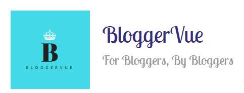 Blogger Vue Logo