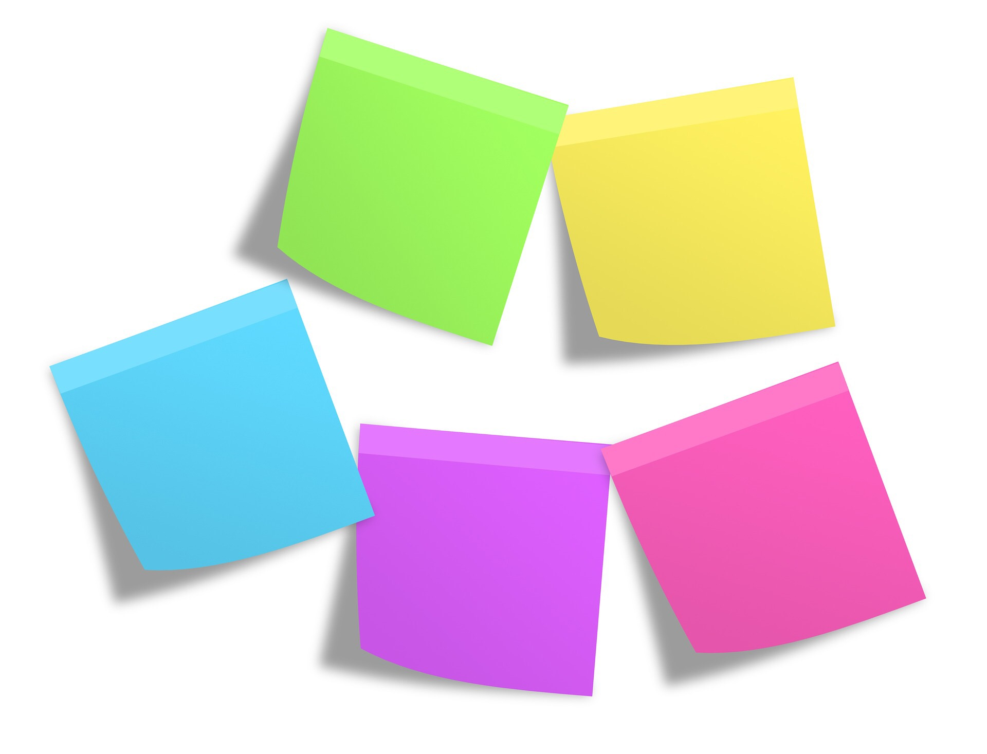 Post-It Multi-pack