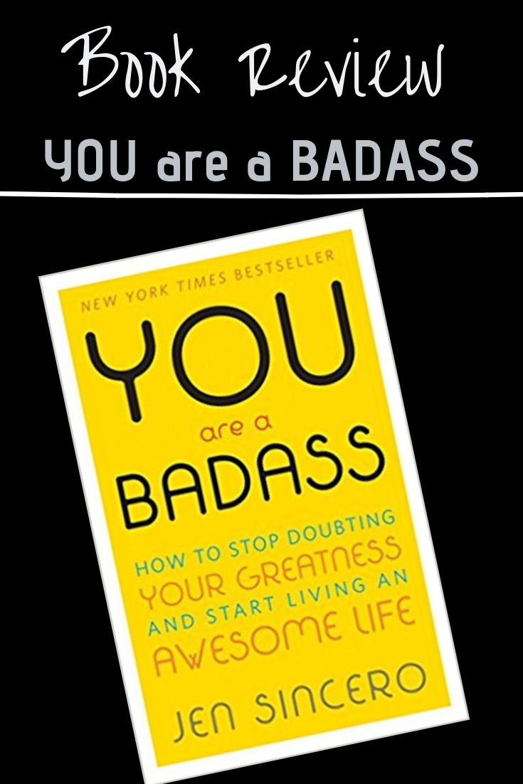Visit inthethickofitblog.com for #BookReview #Youareabadass #Jensincero