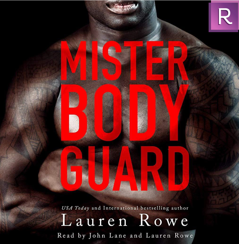 Mister Bodyguard #audiobook #bookrecommedations #africianamericanlead